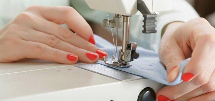 imparare ad usare la macchina da cucire